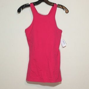 NWT Beyond Yoga Pink Top M